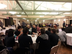 The Stride Center Family night